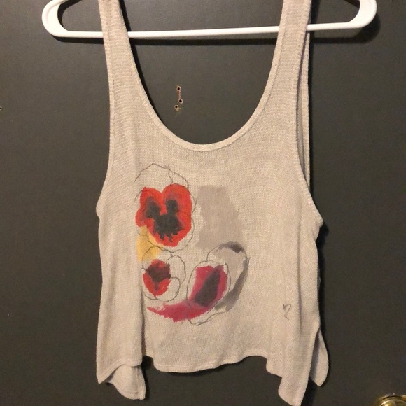 Abercrombie & Fitch Tops - Abercrombie crop tank